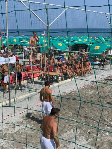 È iniziato il torneo di beach volley a Loano nel ricordo di  Edoardo Beccuti e Umberto Maldini