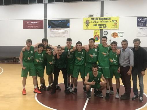 Basket Ceriale in finale regionale under 16