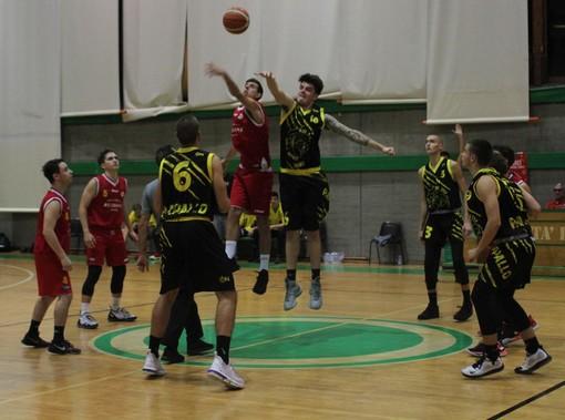 Basket, Serie D: il Loano Garassini supera l'Ospedaletti e ritorna alla vittoria