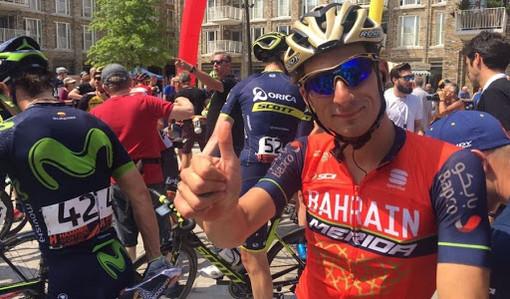 """Ciclismo. Parigi-Nizza, è Niccolò Bonifazio show: """"Un regalo in questo momento difficile"""""""
