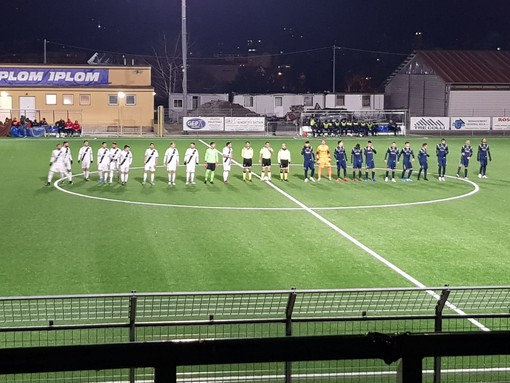 Calcio. Eccellenza: l'Albenga riemerge nella ripresa da 0-3 a 3-3 in casa del Busalla