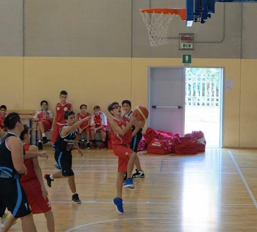 Basket Loano Garassini: primo successo per l'Under 15