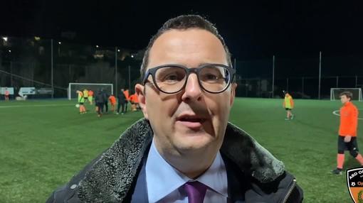"""Calcio, Ospedaletti. Il presidente Barbagallo è chiaro sull'eventuale ripartenza: """"Prima gli aiuti, poi le società potrebbero essere disposte a giocare"""" (VIDEO)"""