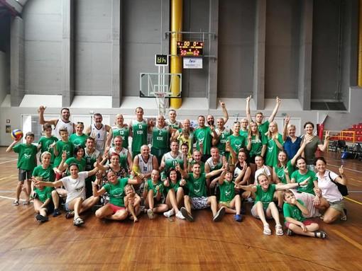 Alassio Cup Over 40 di Basket: edizione dei record