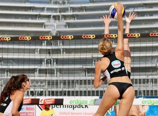 Diano Marina: il 19 e 20 settembre la prima tappa ufficiale Fipav del tour nazionale '2x2' di beach volley