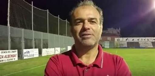 Andrea Biolzi, allenatore del Ceriale