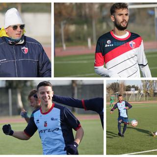 Calcio, Vado - Chieri: la fotogallery del recupero tra i rossoblu e i piemontesi