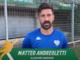 """Calcio, Sanremese. Andreoletti resta in biancazzurro? """"C'è la volontà della società, vedremo di concretizzarla nei prossimi giorni. Ora resta l'incazzatura per la sconfitta"""" (VIDEO)"""