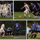 Calcio. L'Arenzano espugna il campo del Varazze in Coppa. Tutti gli scatti del match dell' Olmo - Ferro