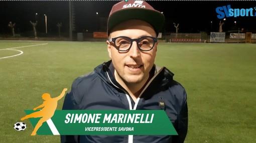 """Calcio, Savona. Il vicepresidente Marinelli annuncia la rivoluzione: """"Cristiano Chiarlone nuovo ds, la rosa sarà profondamente modificata"""" (VIDEO)"""