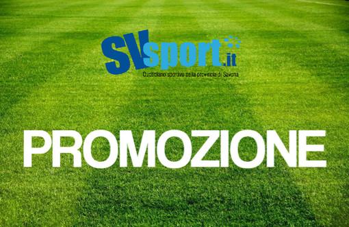 Calcio, Promozione. I risultati e la classifica dopo la 2a giornata