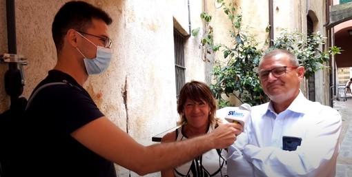 """Calcio, Albenga. Il rilancio della famiglia Colla: """"Manteniamo le nostre alte ambizioni, l'auspicio è che la città le comprenda"""" (VIDEO)"""