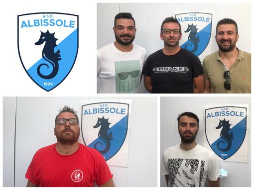 Calciomercato, Albissole. Ecco i primi acquisti, arrivano in biancoceleste, Novello, Lupi, Vallarino, Merica e Ottonello