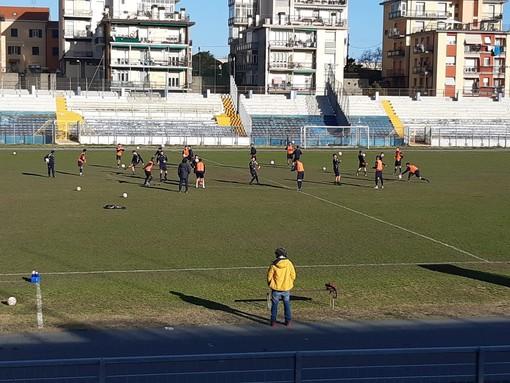 Calcio, Savona: ripresa degli allenamenti regolare in attesa del pronunciamento della società
