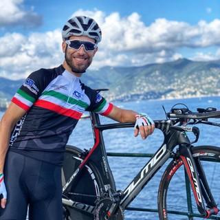 Ciclismo, Leonardo Viglione campione italiano Acsi a cronometro, a fine mese gli impegni nella nostra provincia