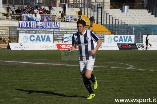 """Calcio. Dalla Fiorentina all'Albenga: Marco Vittiglio ritrova il gol sette anni dopo: """"Lo stesso gusto e la stessa gioia di quella sera"""""""