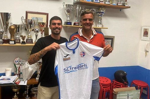 Calciomercato. Ora c'è l'ufficialità, Paolo Scannapieco passa al Ligorna