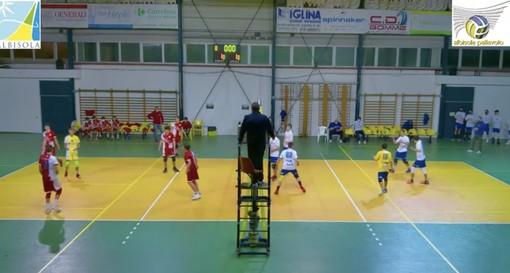Albisola Volley:  il turno pre pasquale non distrae le leve giovanili