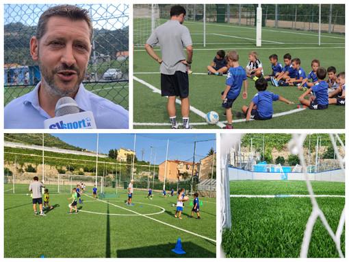 Calcio, Pietra Ligure. Dagli Open Day al varo del nuovo Centro Val Maremola, quante novità per il Settore Giovanile (FOTO e VIDEO)