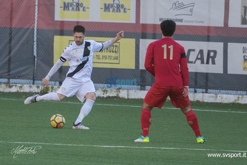 Calcio, Albenga. Felicitazioni a Gianluca Olivieri, è nato il secondogenito Alessandro!
