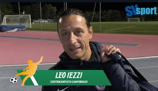 """Calcio, Camporosso. Infinito Leo Iezzi, a 50 anni tra i migliori in campo: """"Il segreto è l'amore per questo sport"""" (VIDEO)"""