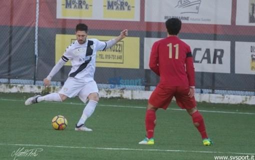 Calciomercato. Ora è ufficiale, Gianluca Olivieri passa dall'Albenga al Vado