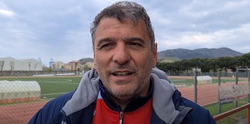"""Calcio, Sestri Levante. Alberto Ruvo non vuole alibi arbitrali per la sconfitta di Vado: """"Probabilmente non siamo maturi per la nostra classifica"""" (VIDEO)"""