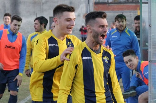 """Calcio, Cairese. I gialloblu ritrovano un Di Martino in grande spolvero: """"Siamo scesi in campo con l'idea di battere il Sestri Levante"""" (VIDEO)"""