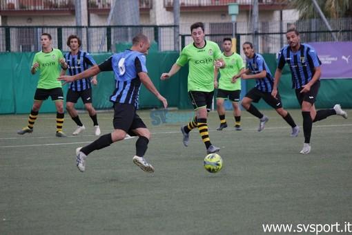 Calcio, Alassio - Imperia. C'è l'ombra dell'errore tecnico sul quarto gol dei nerazzurri