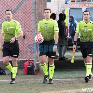 Calcio, Serie D. Le terne arbitrali per il turno infrasettimanale. Sanremese - Vado a Rispoli di Locri