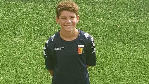 Calcio, Cairese: il 2008 Federico Siri passa agli Esordienti del Genoa