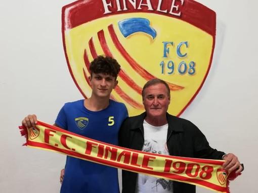 Calciomercato, Finale: arriva dall'Entella il difensore Elia Andreetto