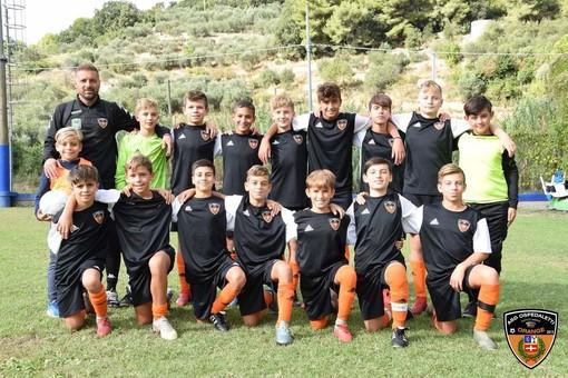 Calcio giovanile: gli Esordienti 2008 trionfano al torneo di Borgio Verezzi