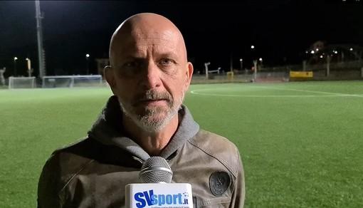 """Calcio, Letimbro. L'amarezza di mister Oliva: """"Avrei voluto dedicare la vittoria a Edy Amendola. Complimento al Q&V, hanno strameritato di vincere"""" (VIDEO)"""
