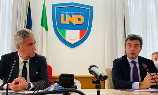 """Lavoratori sportivi. Primo summit tra la LND e il ministro del Lavoro Andrea Orlando: """"Con la riforma presentata a rischio la tenuta del nostro movimento"""""""