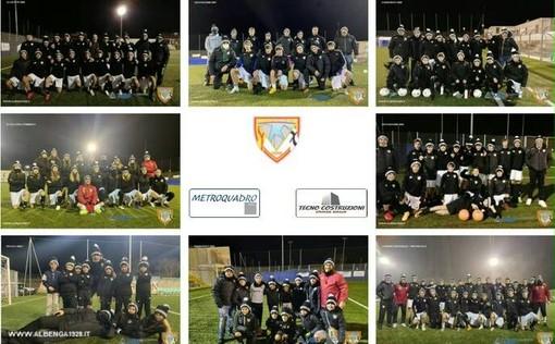 """Calcio, Albenga. Il Settore Giovanile e la squadra Femminile non mollano: """"Orgogliosi e soddisfatti nonostante le difficoltà della pandemia"""""""