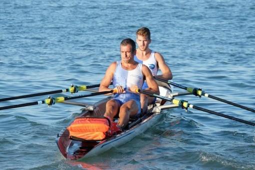 Coastal Rowing: le società liguri fanno il pieno di medaglie a Pescara