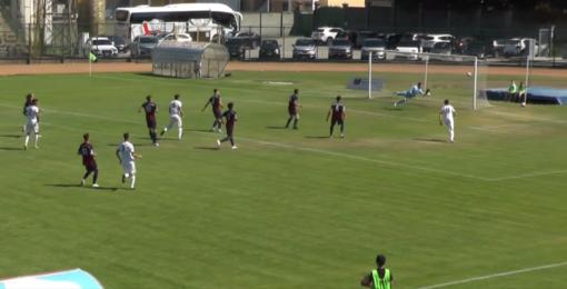 Calcio, Casale - Vado 2-0: rivediamo gli highlights dell'ennesima sconfitta rossoblu (VIDEO)