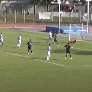 Calcio, Vado. Rivediamo i gol di Aperi e Lo Bosco a Saluzzo, i rossoblu centrano la seconda vittoria consecutiva (VIDEO)