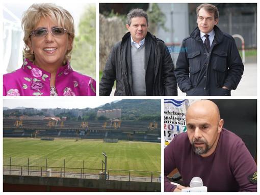 La crisi del Savona Calcio incendia la polemica politica, botta e risposta tra la consigliere Olin e l'assessore Scaramuzza