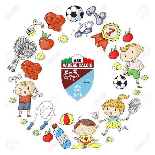 """Calcio. La Vadese lancia il concorso """"I bambini disegnano lo sport"""""""