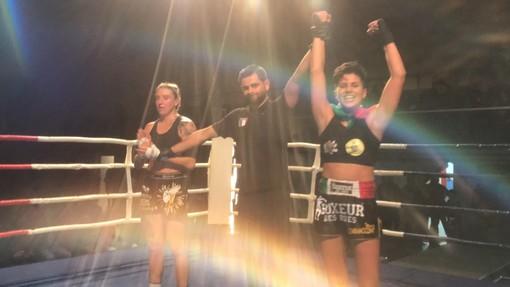 Kick boxing. Ancora un successo per Chiara Vincis dell'Asd Kick Boxing Savona (FOTO)