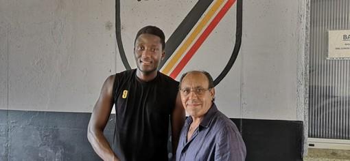 Calciomercato, Albenga: arriva un'altra ufficializzazione, è il centrocampista Moussa Simaha
