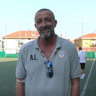 """Calcio, Albenga. Primi tre punti ad Alassio per Lupo, ma il mister preme sull'acceleratore: """"Non mi piace la gestione, dobbiamo spingere"""" (VIDEO)"""
