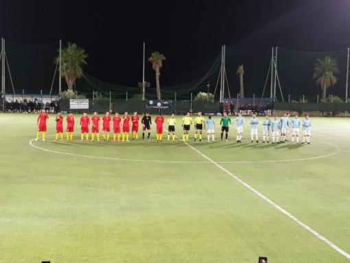 Calcio, Promozione. Gol e emozioni continue tra Veloce e Taggia, ma il punto conquistato lascia l'amaro in bocca a entrambe le squadre