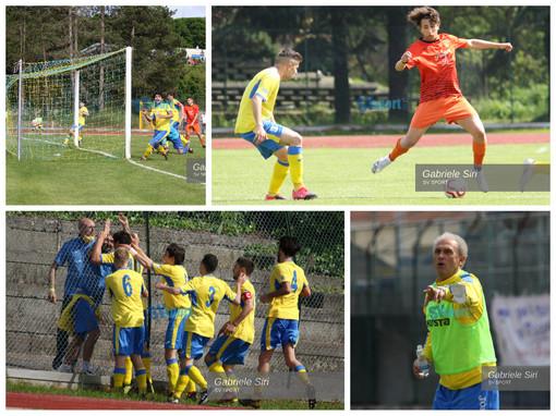 Calcio. La Cairese batte 3-0 il Rivasamba e vede la semifinale. La fotogallery di Gabriele Siri