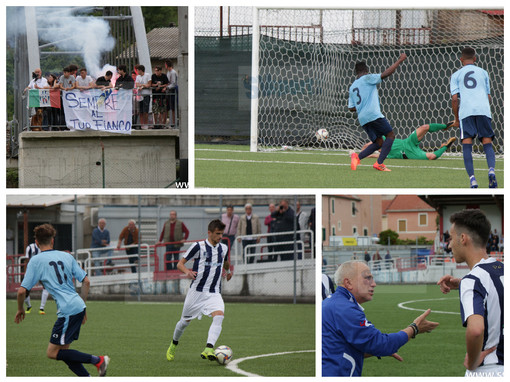 Calcio, Juniores Nazionali: la fotogallery di Savona - Chieri