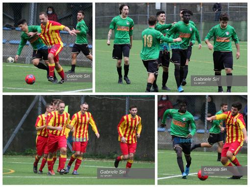 Calcio: la fotogallery di Speranza - Millesimo negli scatti di Gabriele Siri