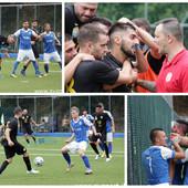 Calcio. Il derby è biancorosso. La fotogallery di Ceriale - Soccer Borghetto 1-4