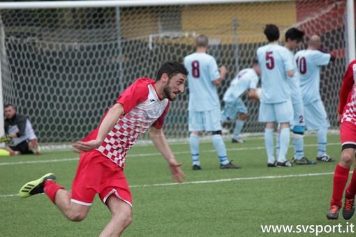 Calcio, Seconda Categoria B. Olimpia Carcarese regina dei playoff: contro la Vadese decide una magia di Hublina